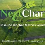 Baseline Biochar Metrics Series