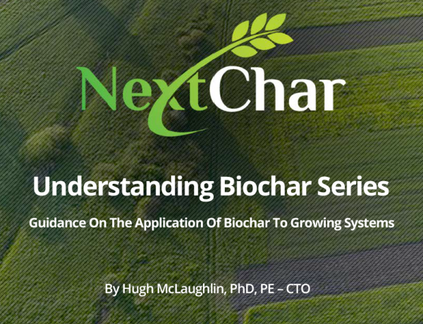 Guidance on the application of Biochar to growing systems